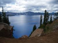 Highlight for album: Beautiful Crater Lake